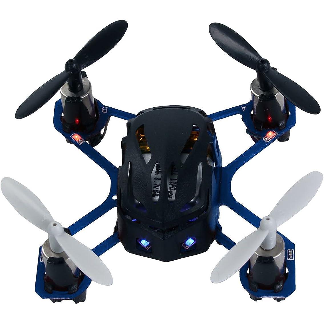 Ob richtige Drohne oder Mini-Spielzeug (beispielsweise von Revell) - Quadrocopter liegen voll im Trend.