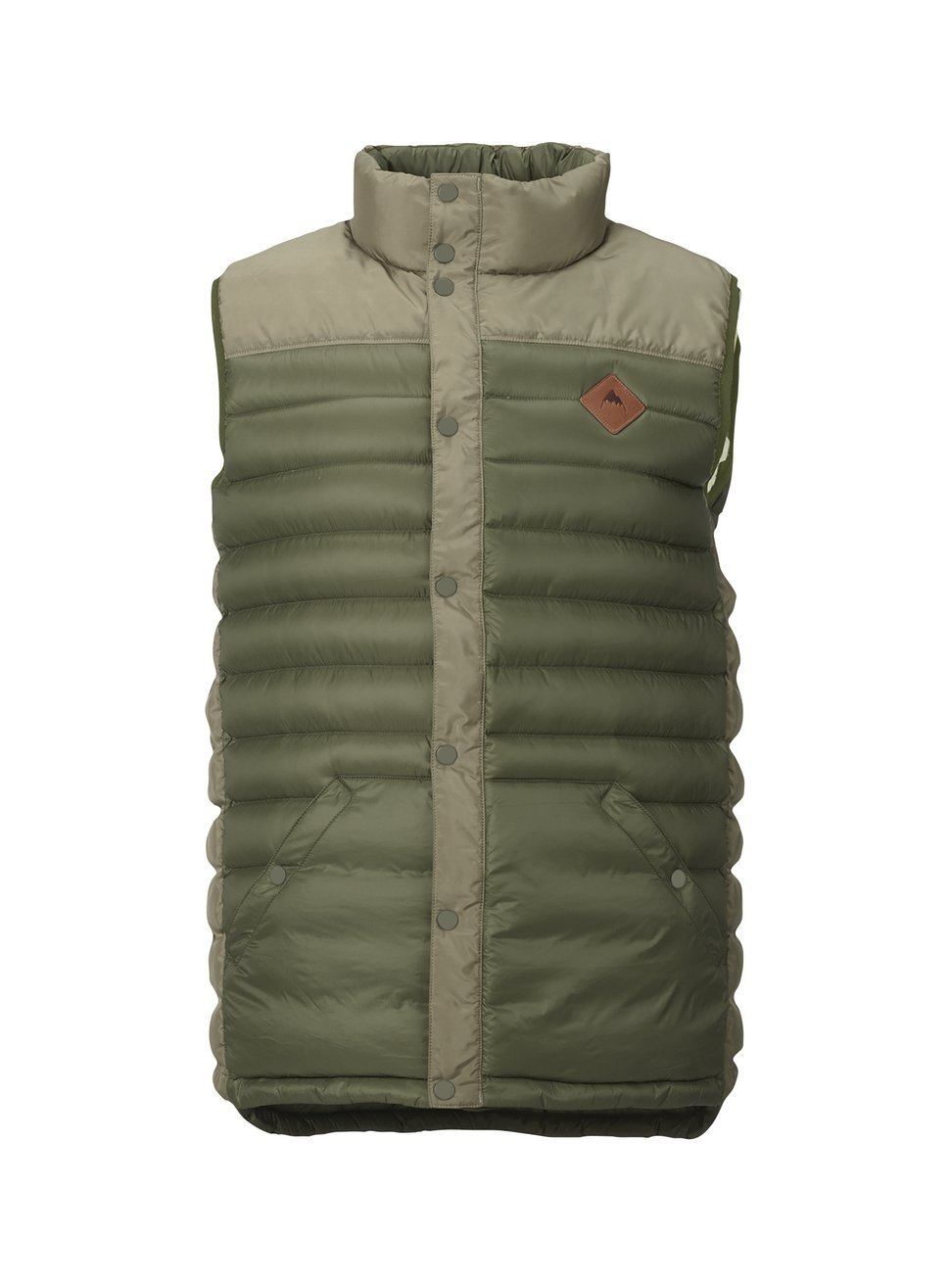 Burton Evergreen Down Insulator Vest Mens