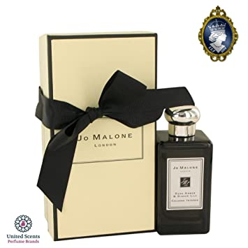 Jo Malone Dark Amber & Ginger Lily Cologne 3.4 Oz Spray
