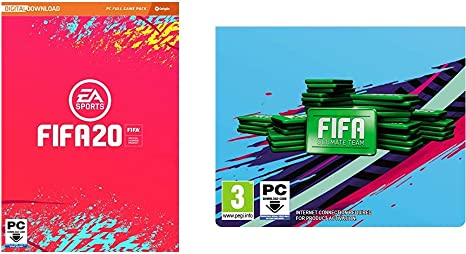 FIFA 20 - Standard - Código Origin para PC + 4600 Puntos FIFA: Amazon.es: Videojuegos