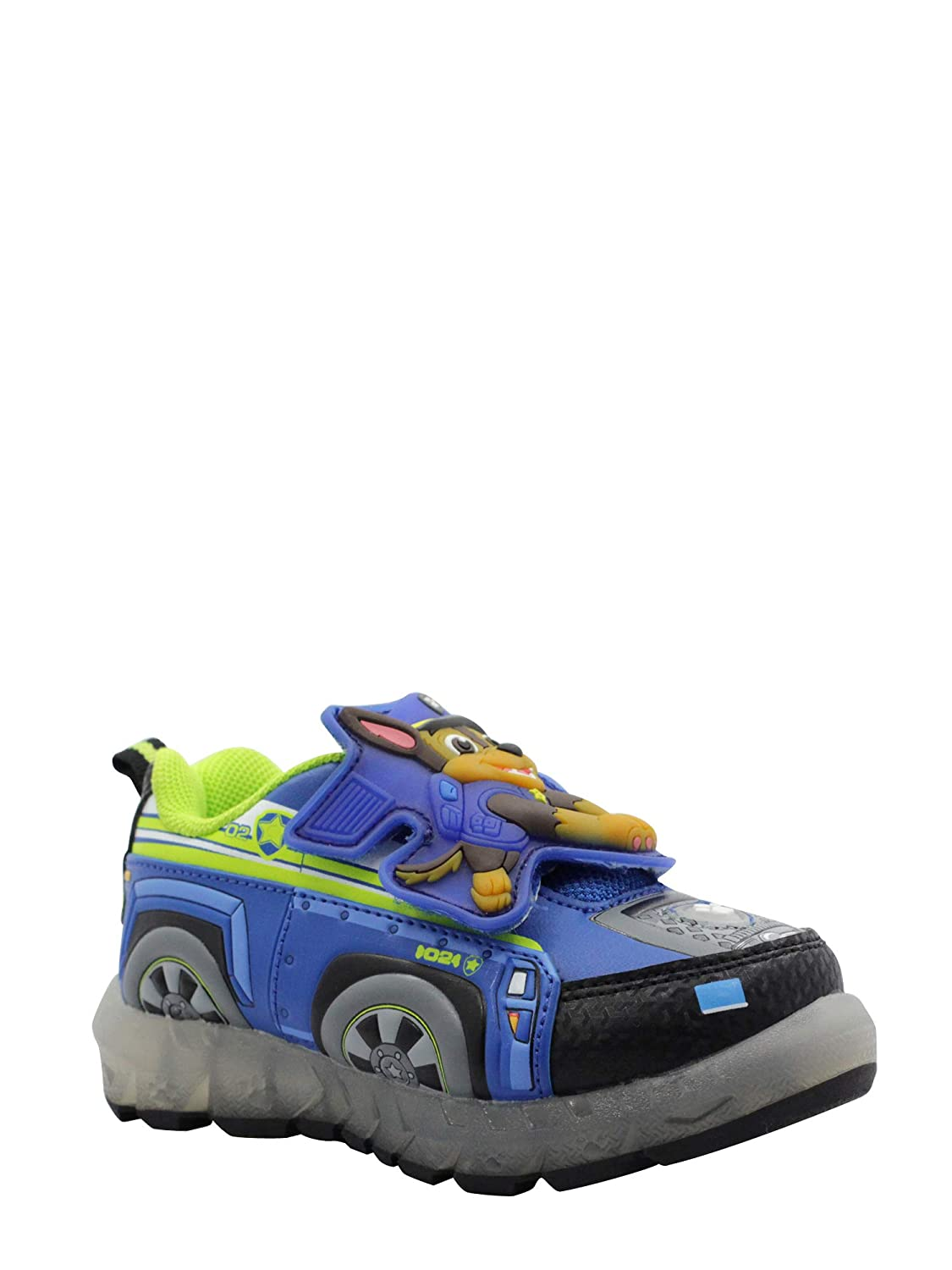 Paw Patrol Toddler Boys' Light-Up Athletic Shoe (10)