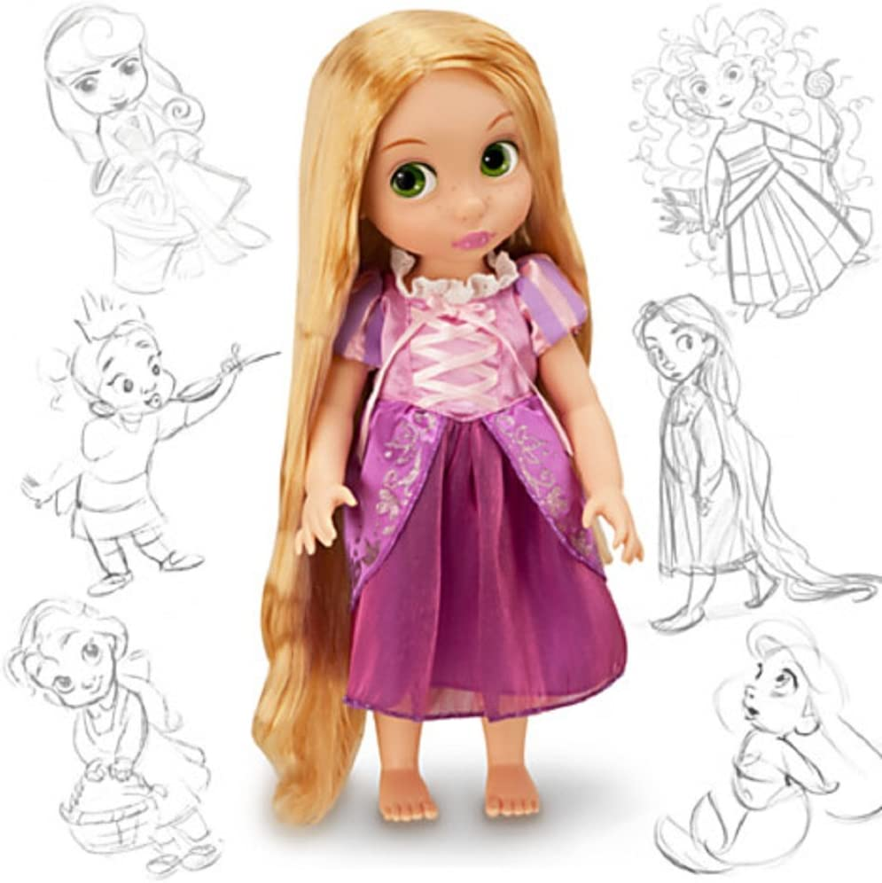 Disney Princess Animators Collection 16 Inch Doll Figure Rapunzel