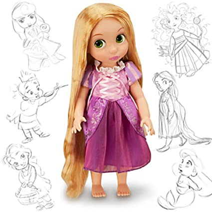 Amazon Disney Princess Animators Collection 16 Inch Doll