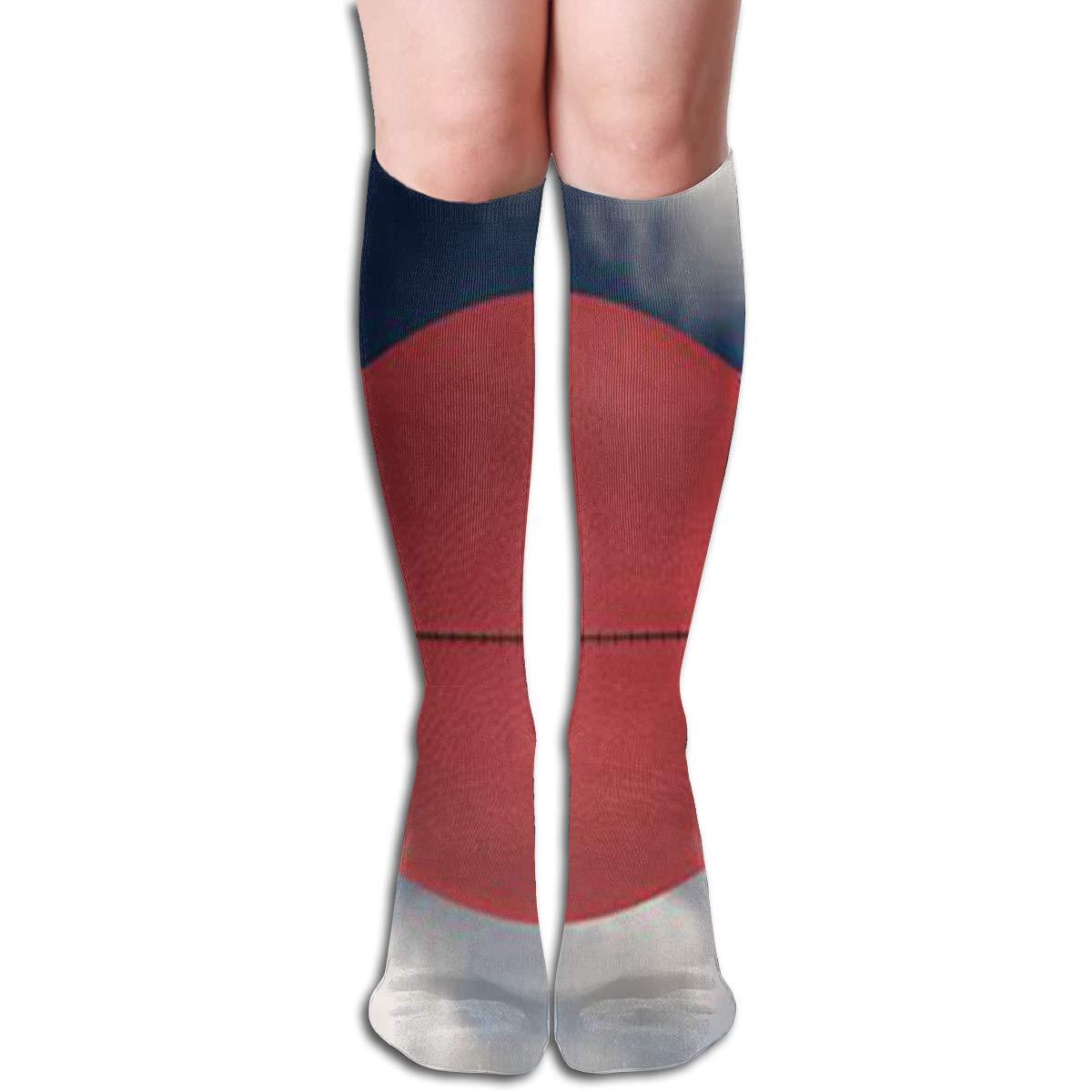 Women Socks Over Knee Football Winter Fabulous For Festive