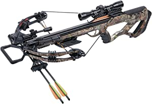 CenterPoint Tormentor Whisper Compound Crossbow