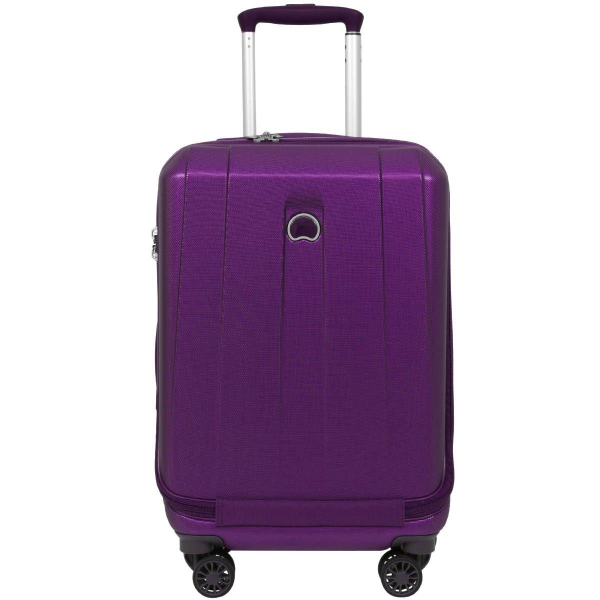 Delsey Helium Shadow Maleta de cabina a ruedas cm purple