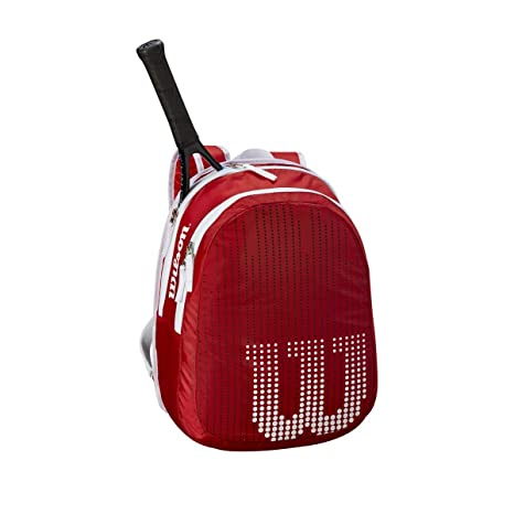 Wilson Mochila Junior Backpack Rojo Junior