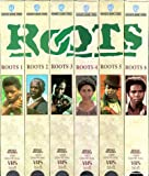 Roots 6 Video Box Set [VHS]: more info