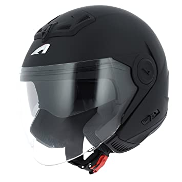 Astone Helmets - Casco de moto Jet Dj 8 DJ8M-WHL