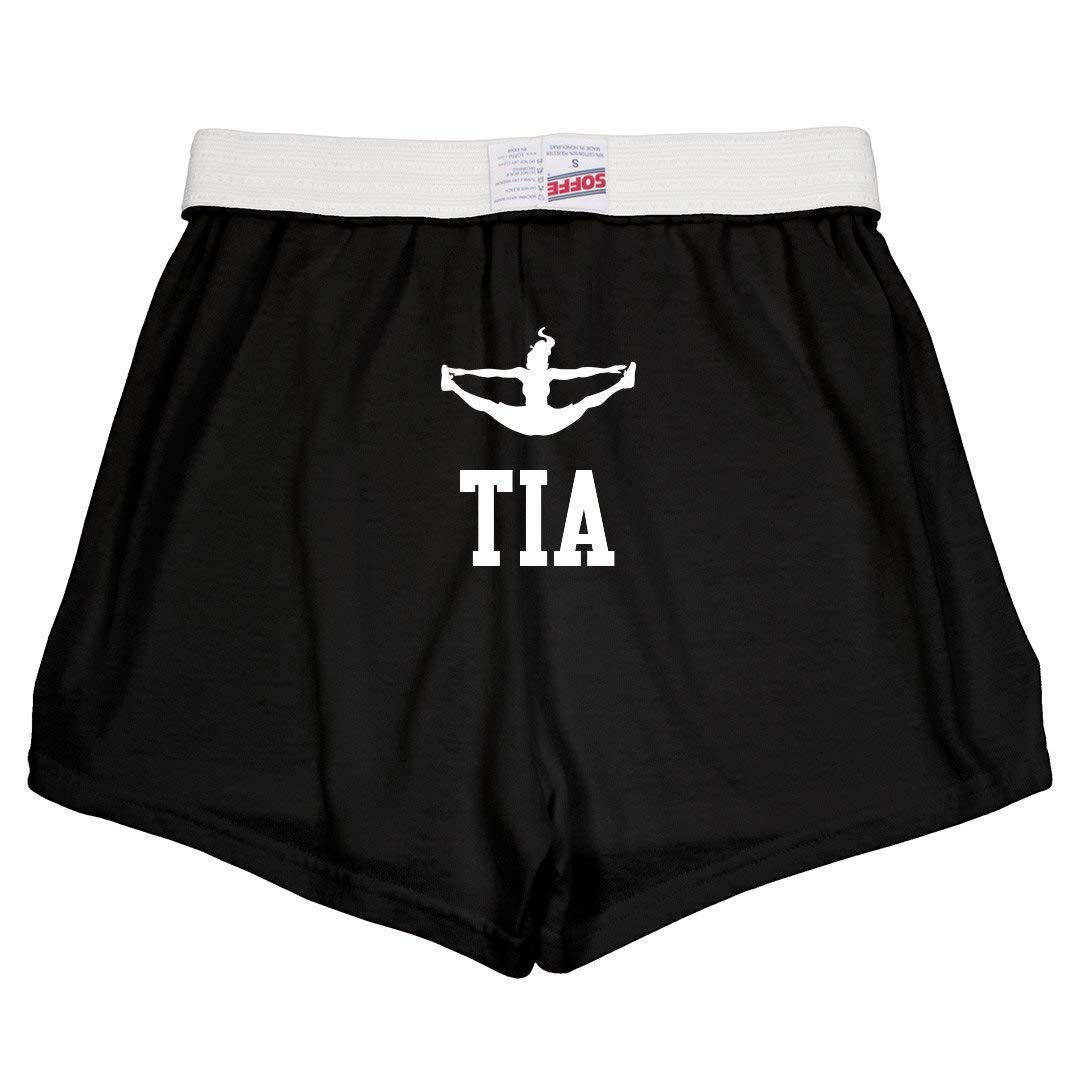 Tia Cute Cheer Practice Youth Soffe Shorts