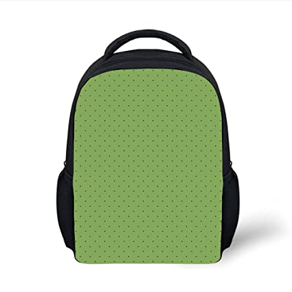 8408ce367185 Amazon.com  iPrint Kids School Backpack Green
