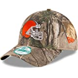 f5227961d New Era Cleveland Browns The League Realtree Camo 9FORTY Adjustable Hat/Cap