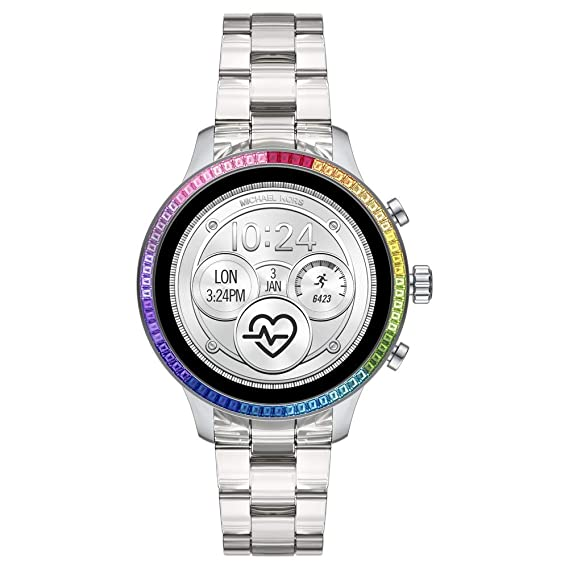 Michael Kors Reloj de Bolsillo Digital MKT5065: Amazon.es ...