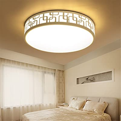 Angeelee La Lumiere Led Lumiere Plafond Couloir Circulaire