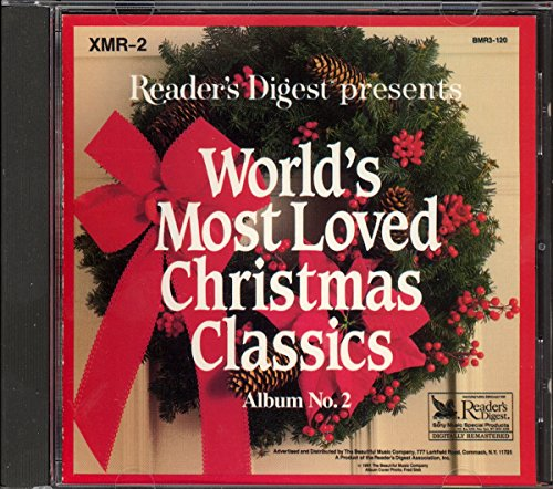 Reader's Digest Presents World's Most Loved Christmas Classics - Album No. 2
