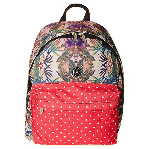 mochila Banana One multicolor size Alternative sintético material de mujer para Fashion multicolor Blue Bolso wF4xqZZ