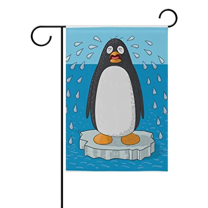 Amazon com : Top Carpenter Penguin Crying Double-Sided