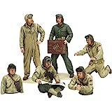 タミヤ 1/35 ミリタリーミニチュアシリーズ No.347 アメリカ陸軍 戦車兵セット ヨーロッパ戦線 プラモデル 35347