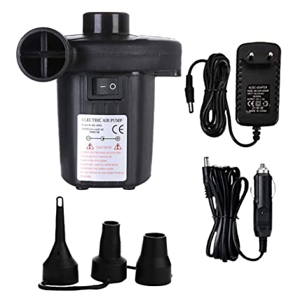 Winstyle - Bomba de Aire eléctrica para colchones hinchables (100 ...