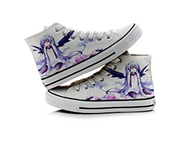 Miku Shoes Canvas Shoes Sneakers Colourful 3
