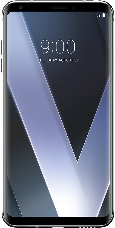 LG V30 SIM única 4G 64GB Plata - Smartphone (15,2 cm (6