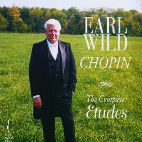 Earl Wild: Chopin, The Complete Etudes by Chesky Records (Image #2)