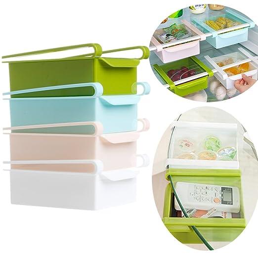 Delight Eshop Slide cocina frigorífico congelador cajón de caja de ...