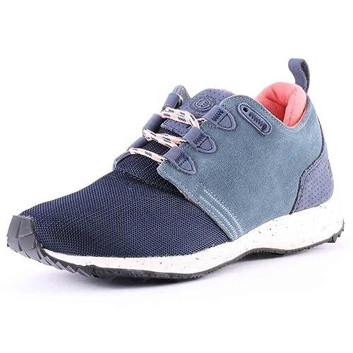 Element - Zapatillas para Hombre, Color Azul, Talla 7.5 UK: Amazon.es: Zapatos y complementos