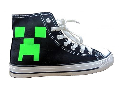 Zapatillas Personalizadas creaper - 43, Negro: Amazon.es: Zapatos y complementos