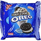 Limited Edition Cookies & Creme Oreo Cookies - 10.7 Ounce Package