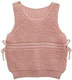 Product review for Moonnut Little Girls' Sleeveless Pullover Sweater Vest (Baby Girl/Toddler)