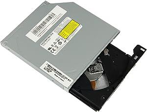 Dual Layer 8X DVD+-RW DL Writer for Lite-On PLDS DVD-RW DA8AESH DA-8AESH DA-8AESH11B Super Multi 24X CD-R Burner Laptop Slimtype Tray 9.0mm 9mm SATA Optical Drive