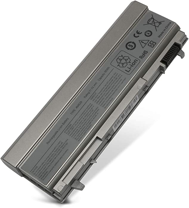 Top 10 Dell Precision M4500 Battery