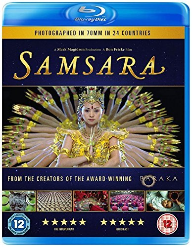 Samsara Dual Format Blu-ray + DVD Reino Unido Blu-ray: Amazon ...