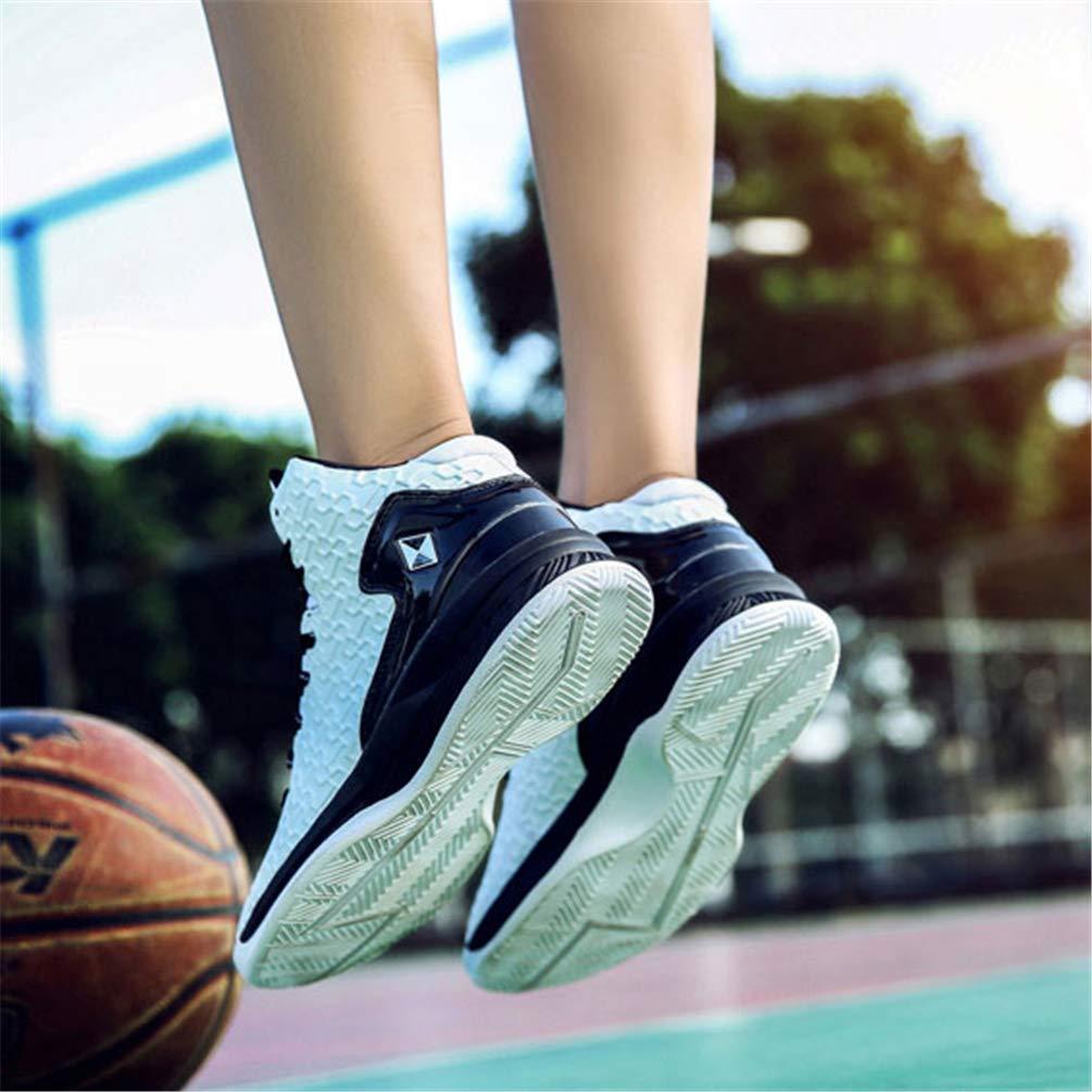 a8a8c5bf97 Hombres Baloncesto Zapatos al Aire Libre Botines Zapatos Deportivos Hombres  Zapatillas Deportivas