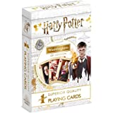 Monopoly Harry Potter Waddingtons Number 1 Playing Cards