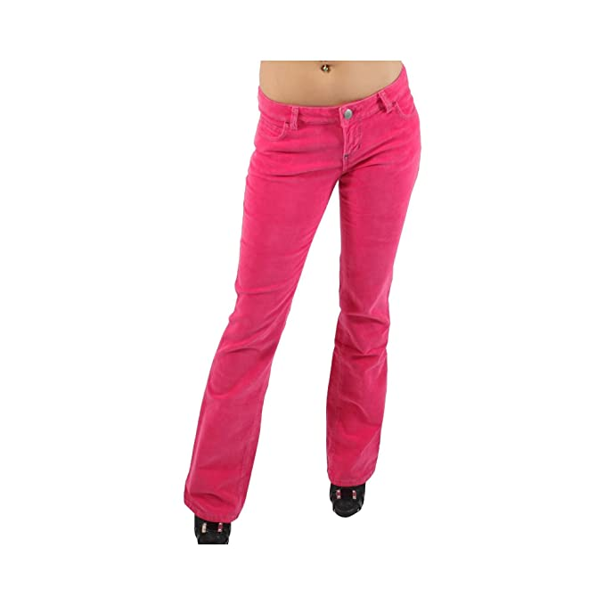 Rosa Amazon it Donna Pantaloni Sixty Miss Basic W29 nwxR7Tzzq
