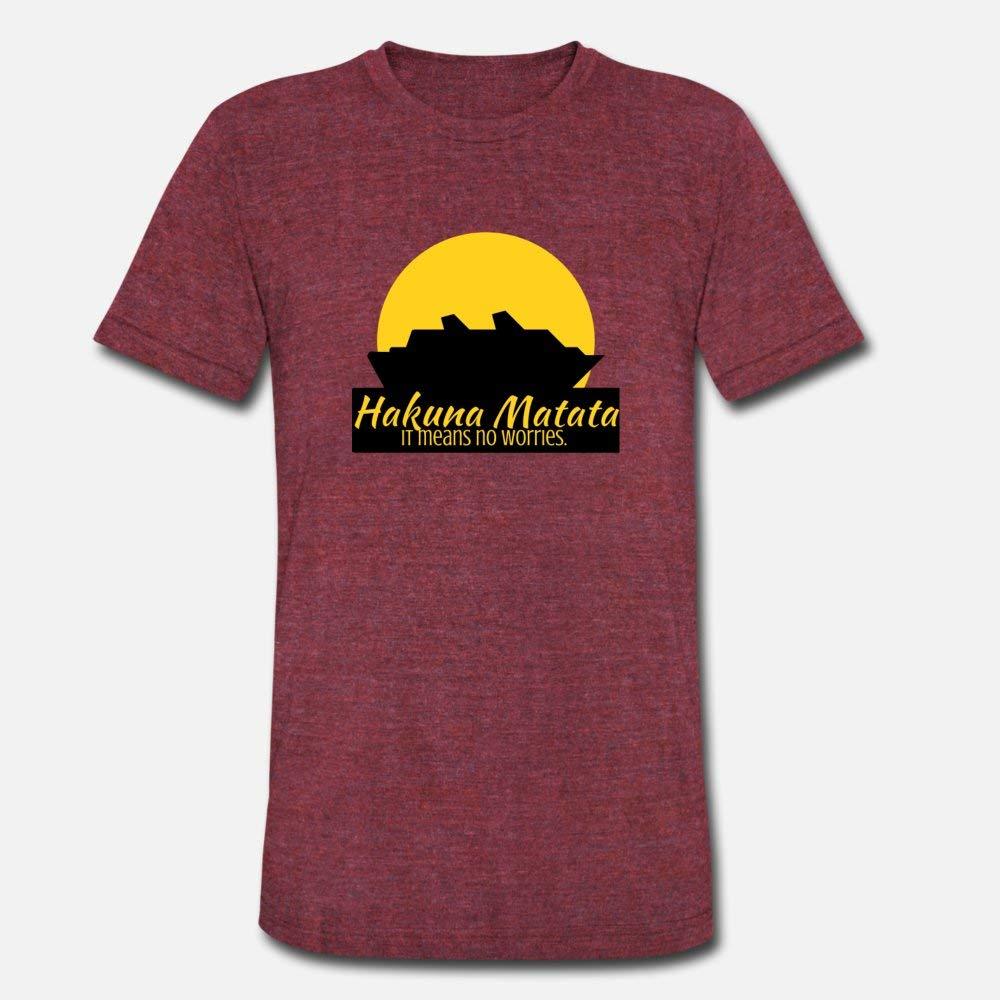 Hakuna Matata Cruise Design Gift For Men Woman Shirts