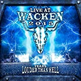 Live At Wacken 2015 - 26 Years Louder Than Hell [Blu-ray]