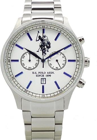 U.S. POLO ASSN. Reloj para Hombre Ambassador usp4480st ...