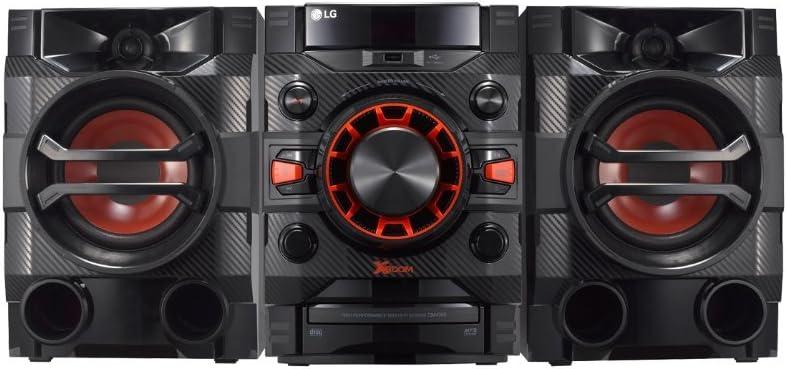 LG CM4360 - Mnicadena (230 W, Bluetooth, USB), color negro: Amazon.es: Electrónica