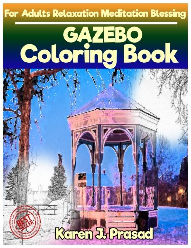 Review GAZEBO Coloring book for