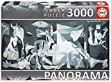: Guernica - Pablo Picasso Panoramic Puzzle 3000 Pieces
