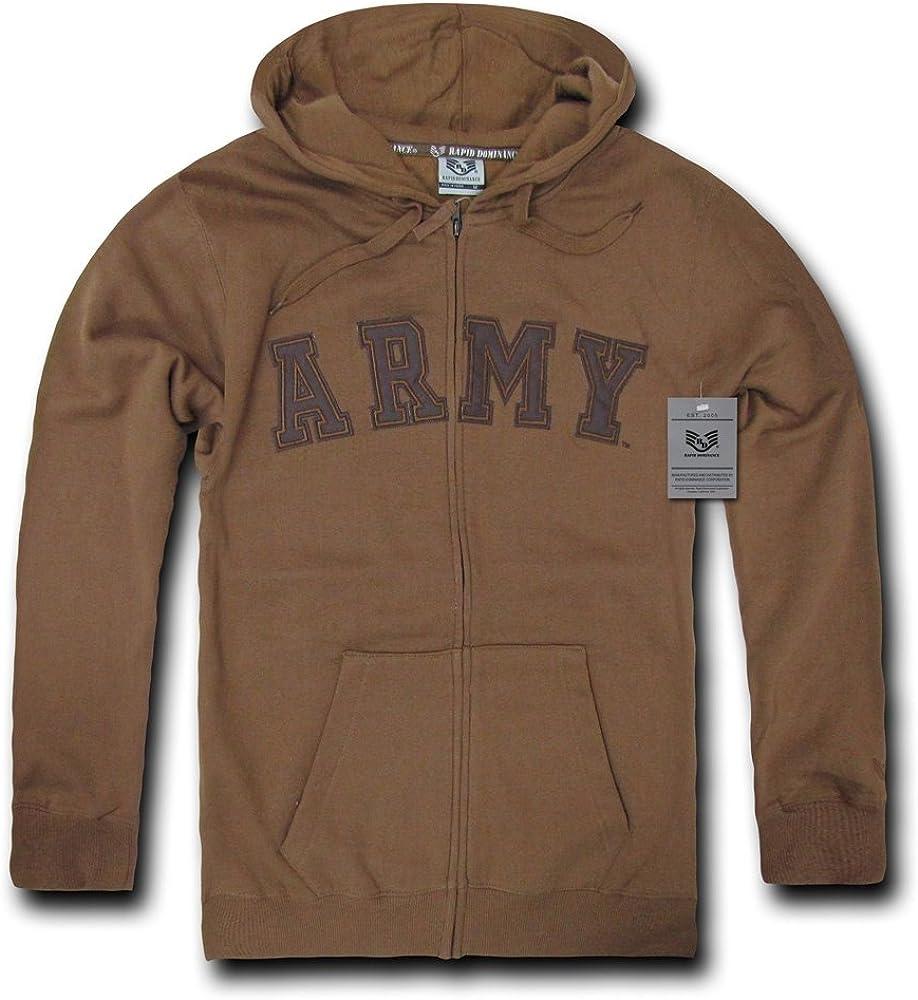 Rapiddominance US Army Full Zip Hoodie