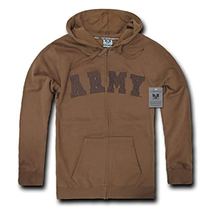 274568488 Amazon.com : Rapiddominance US Army Full Zip Hoodie : Athletic ...