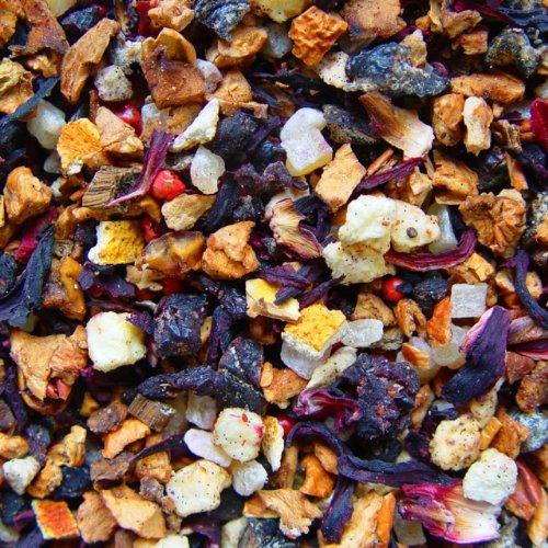 Schoko-Früchte Menge 500g