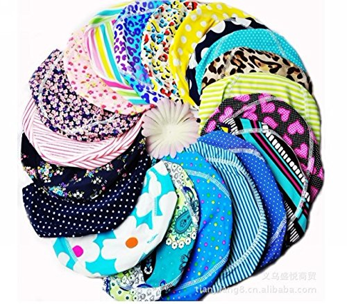 3pcs-mix-colors-designed-lycra-swimming-cap-hat-bathing-cap-swimming-hat