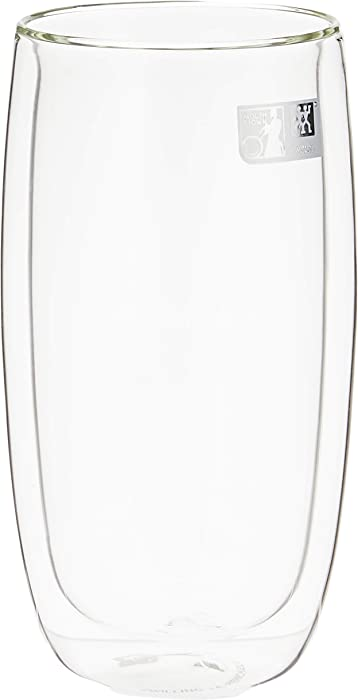 ZWILLING J.A. Henckels Beverage Glass Set, White