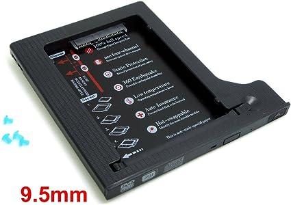 WINGONEER® De Cuatro Canales SATA 2do HDD HD Unidad de Disco Duro ...