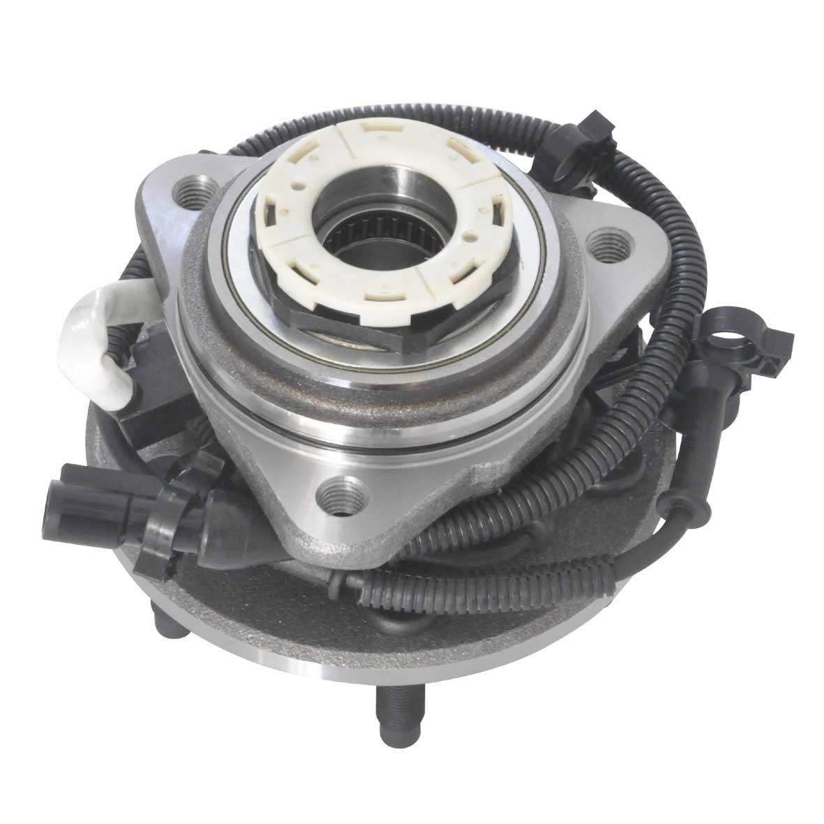 Amazon.com: DRIVESTAR 515027 New Front Auto Locking Hub Wheel Hub & Bearing  for 98-00 Ranger 4WD 4x4 w/ ABS: Automotive